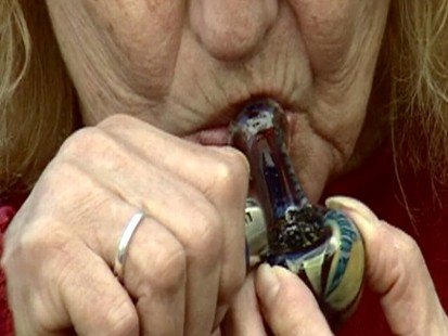 Video: California to vote on legalizing pot.