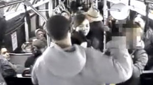 PHOTO Pregnant teen attacked on bus