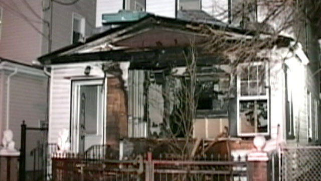PHOTO: Four arson attacks in Queens, N.Y. are being investigated as possible hate crimes against Muslims on Jan. 2, 2012.