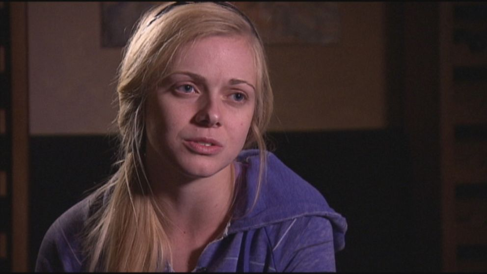 Rachel Buffett is seen here during a Dec. 2012 interview with ABC News.