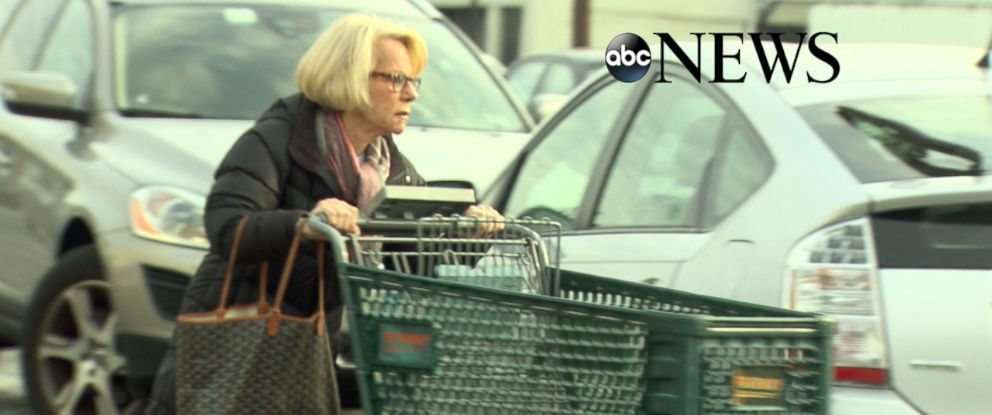 PHOTO: Rush Madoff, shown shopping in Connecticut.