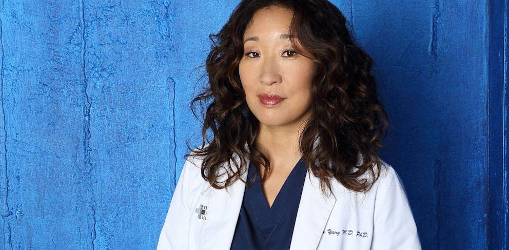 "PHOTO: ABCs ""Greys Anatomy"" stars Sandra Oh seen as Dr. Cristina Yang."
