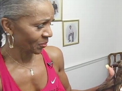 Video: 72-year-old weightlifter takes top prize in bodybuilding competition.