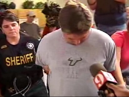 VIDEO: Men between the ages of 18 and 67 were arrested in the Florida operation.