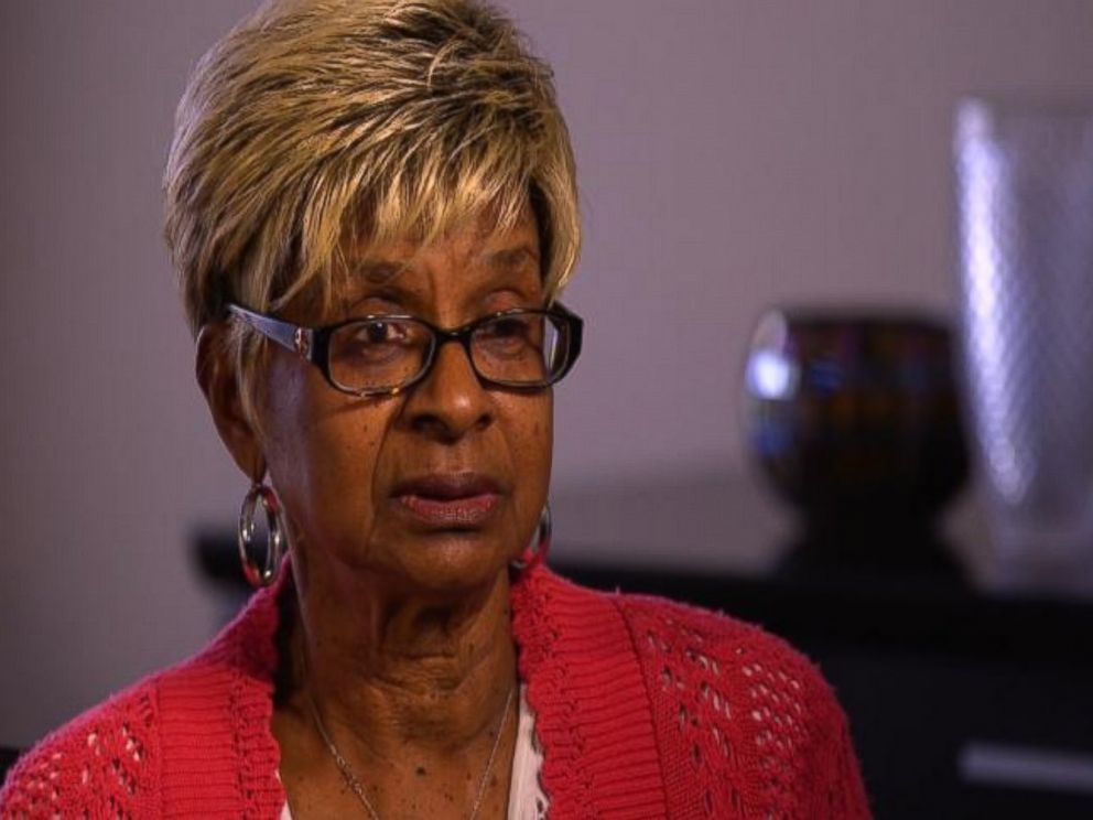 PHOTO: I didnt call for them to take him to the morgue, Jason Harrisons mother Shirley Harrison told Nightline. I called for medical help.