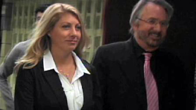 PHOTO: Stacie Halas, a middle-school science teacher was fired after students learned she had appeared in pornographic movies.