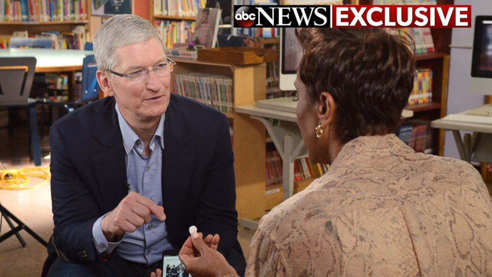 ABC News  Tim Cook Resume