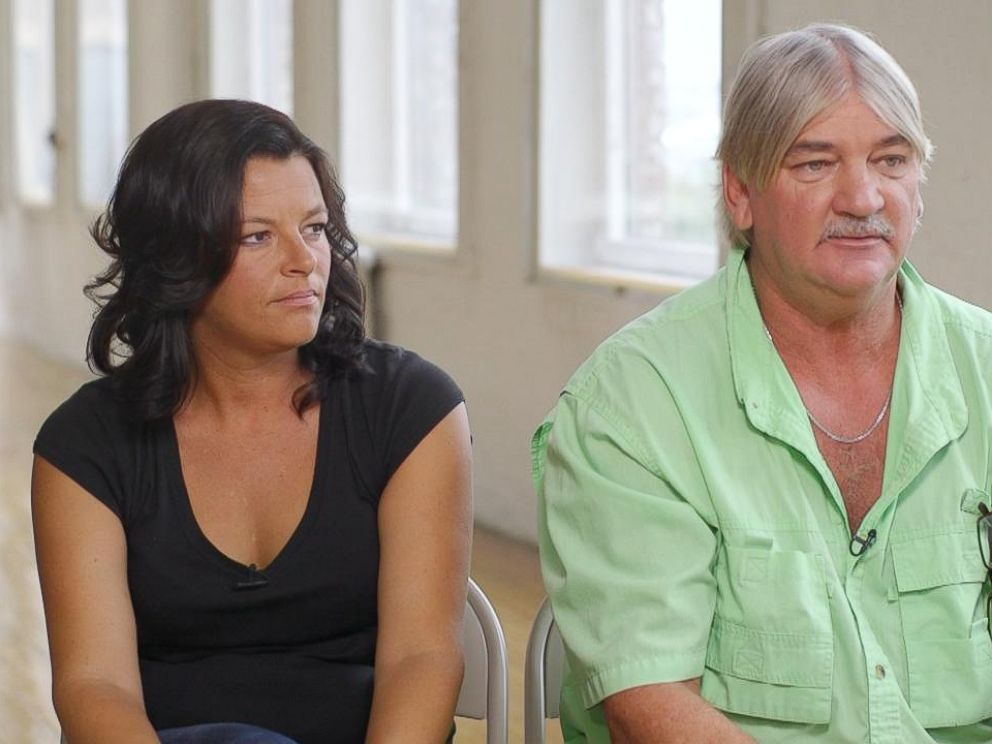 PHOTO: Tim and Keri Blake describe the feud they had with neighbor Billy Woodward.