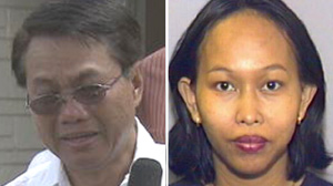 Man charged with murder of his wife hours after appeal for her to come home.