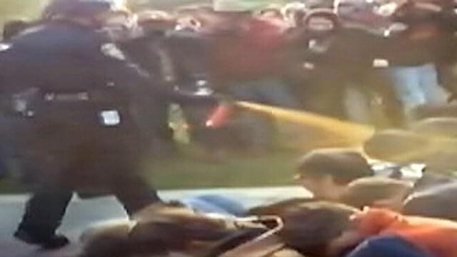 Occupy UC Davis Crackdown