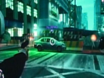 Video: Supreme Court hears case on violent video games.