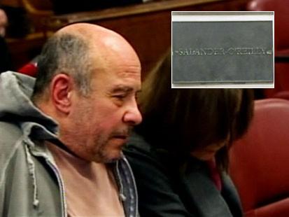 Video: N.Y. art dealer caught in money scandal.