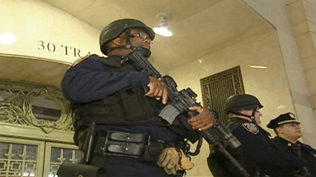 VIDEO: The color code will be replaced by National Terrorism Advisory System.