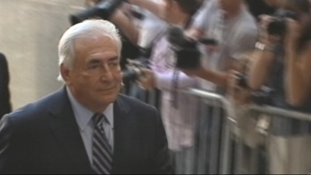 VIDEO: Judge grants motion to drop all charges against the former IMF chief.