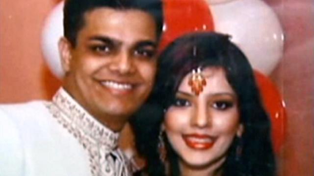 PHOTO:Nazish Noorani and husband Kashif Pervaiz