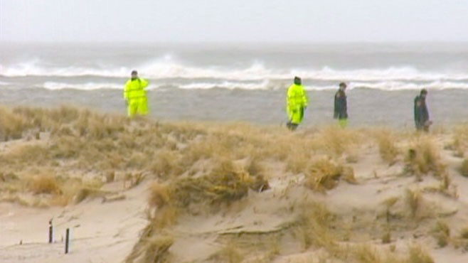 VIDEO: Police say at least three different killers left the remains on Gilgo Beach.