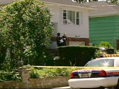 VIDEO: A Long Island man shoots wife, daughter and mother-in-law.