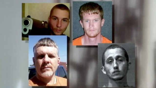 VIDEO: Louisiana Deputies Killed: Two Suspects Charged with Murder