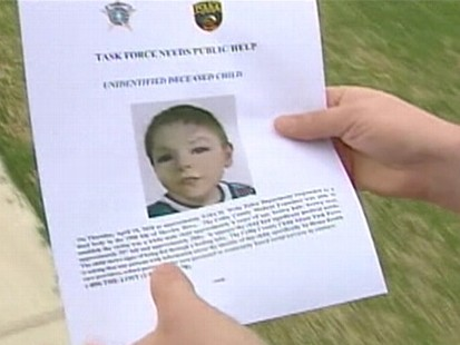 VIDEO: Texas authorities want help identifying a special needs boy found dead.