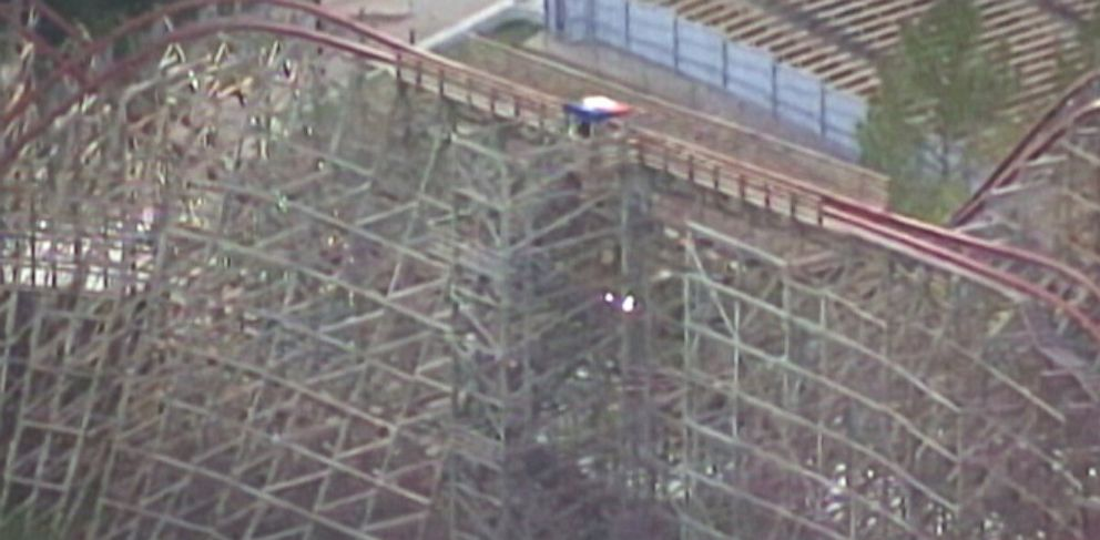 Six Flags Over Texas: Woman Dies While Riding 'Texas Giant