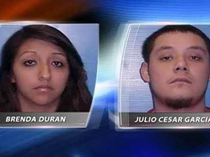 VIDEO: A Texas couple is arrested for allegedly giving pot to their toddler son.