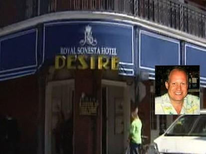 Video: Houston CEO goes missing in New Orleans