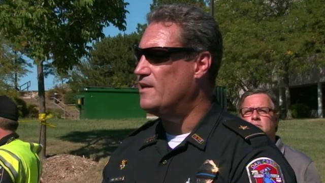 VIDEO: Oak Creek police chief offers condolences, discusses FBI investigation.