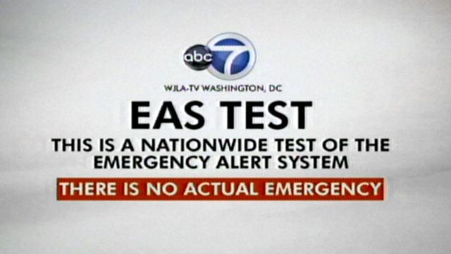 National Emergency Alert Test: Total Failure? - ABC News