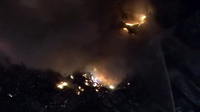 VIDEO: At least five people are missing in the Allentown blast that leveled homes.