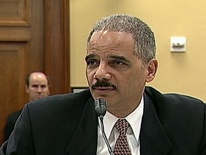 VIDEO: U.S. Attorney General Eric Holder says Osama bin Laden will be killed before facing trial.