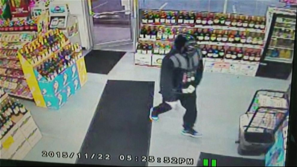 Jacob Jeremy Mercer wore a Darth Vader costume while attempting to rob a Jacksonville Beach, Fla. convenience store on Nov. 22, 2015, police said.