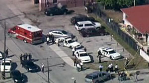 Photo: 1 Police Officer Killed, 1 Injured In Miami Shooting: 2 Schools Placed On Lockdown