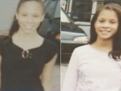 VIDEO: Twin girls are arrested in the beating and stabbing death of their mother.