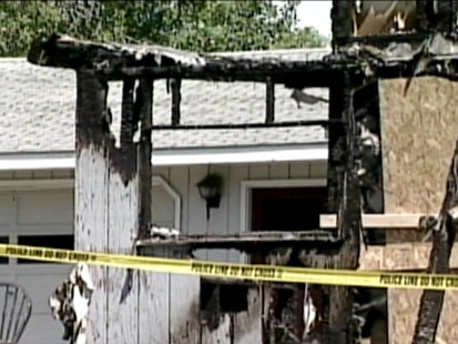 VIDEO: Police Chief Edward E. Vallely comments on fire at Sgt. Bryan Bangs home.