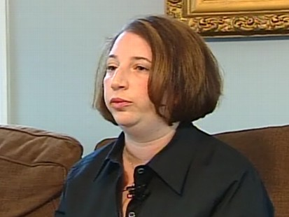 VIDEO: Pamela Fink says she was fired after testing positive for breast cancer gene.