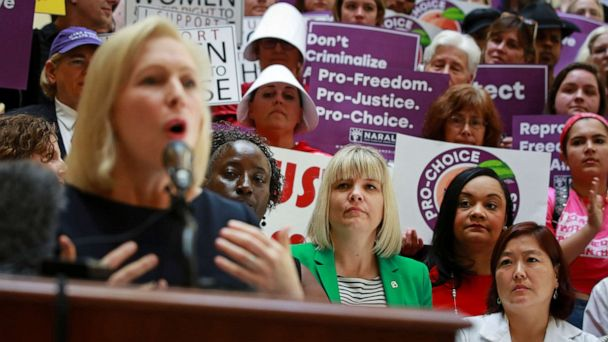 Broad consensus on abortion rights at Democrat's Planned Parenthood candidates forum