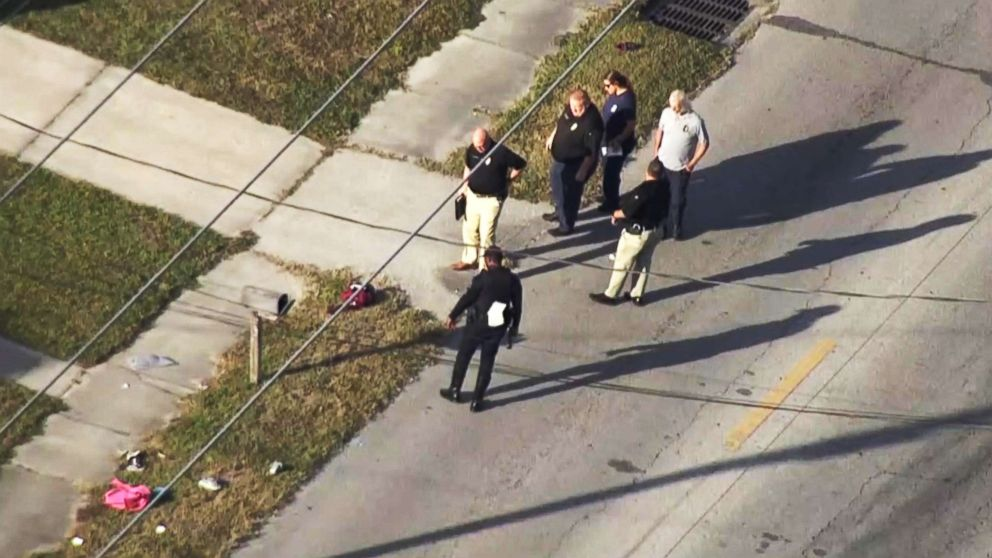 Five Children And Two Adults Were Struck By A Car In Tampa Florida