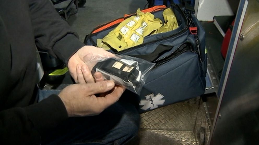 This city is equipping its first responders with active shooter kits