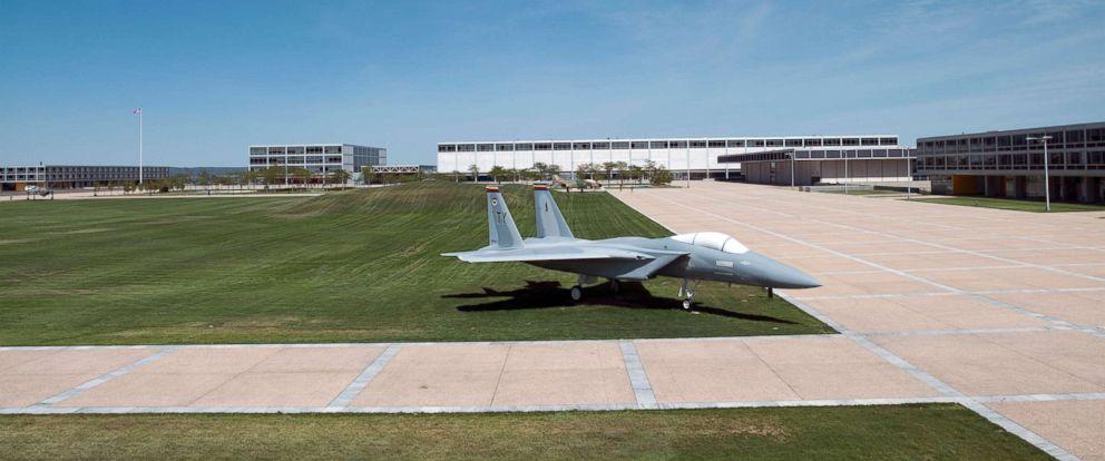 PHOTO: Air Force Academy, Colorado Springs, Colorado