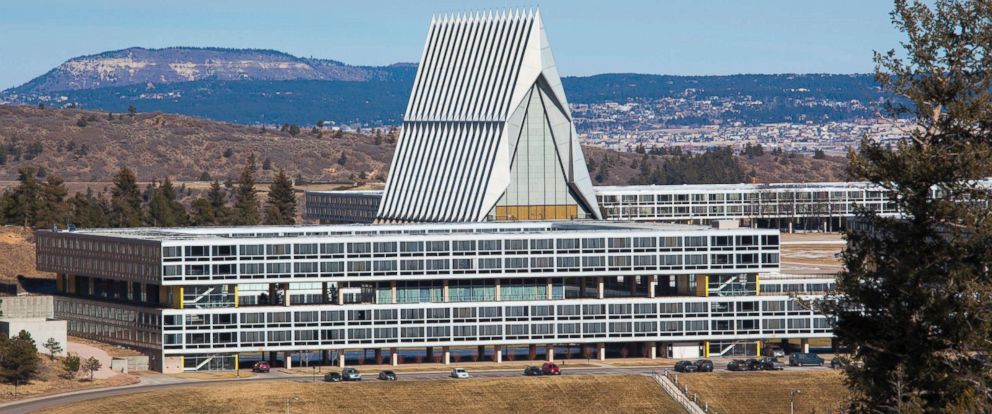 PHOTO: The United States Air Force Academy