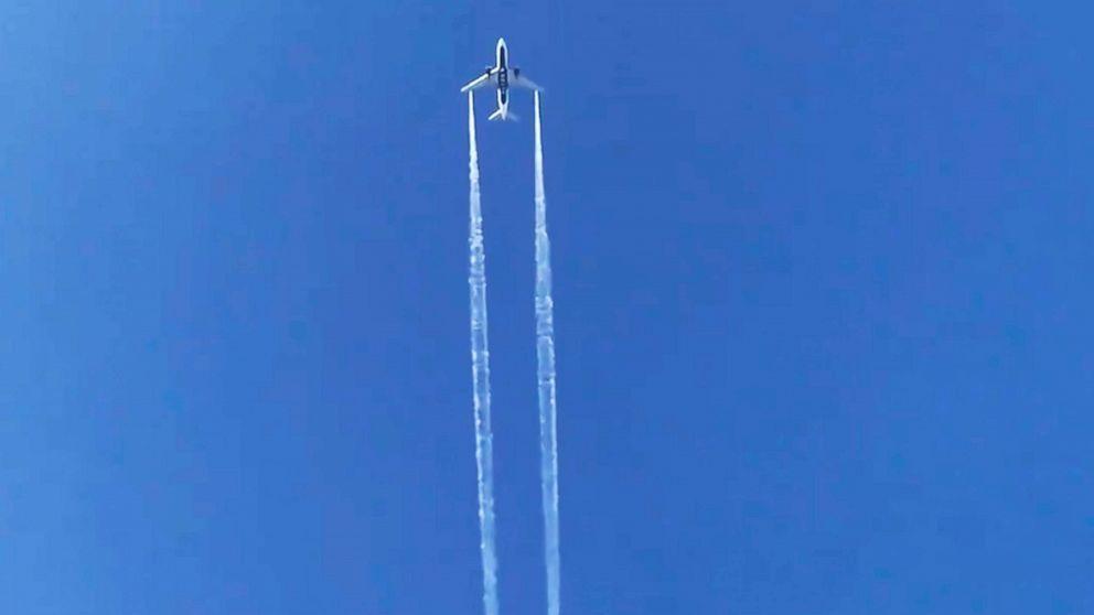 Mindestens 60 behandelt nach Flugzeug-dumps Brennstoff auf mehrere Schulen