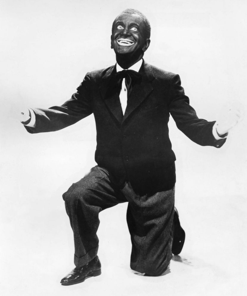 PHOTO: Al Jolson, principally a vaudeville minstrel singer, starred in Warner Studios first talking picture, The Jazz Singer, in 1927.