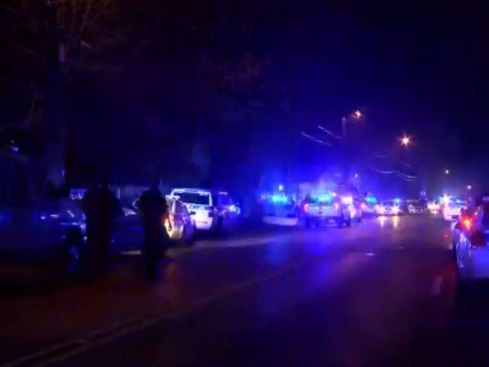 Mobile Police Officer Justin Billa died at the hospital after he was struck by gunfire near Avondale Court and Crawford Lane.