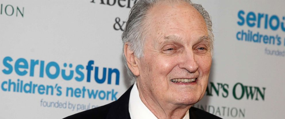 PHOTO: Alan Alda attends the SeriousFun Childrens Network Gala at Pier Sixty, May 23, 2017, in New York.
