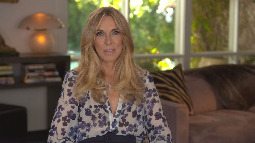 PHOTO: Alana Stewart, Fawcett's close friend who helped record her cancer battle for the two-hour documentary Farrah's Story, spoke to ABC News about her dear friends battle with cancer.
