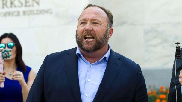 Infowars' Alex Jones ordered to undergo sworn deposition in Sandy Hook lawsuit