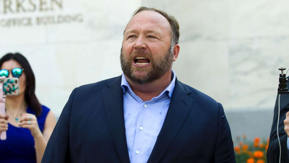 Sandy Hook shooting victims' families win legal victory against InfoWars, Alex Jones