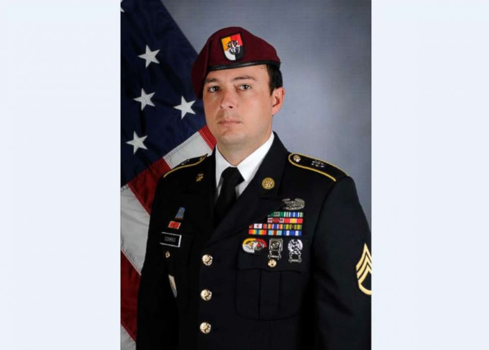 Staff Sgt. Alexander W. Conrad, 26, of Chandler, Arizona, was killed on June 8, 2018, in Somalia.