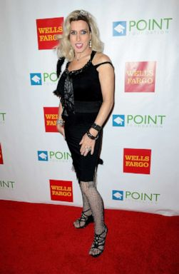 PHOTO: Actress Alexis Arquette arrives at Point Foundations Voices On Point Gala at the Hyatt Regency Century Plaza on September 13, 2014 in Los Angeles, California.
