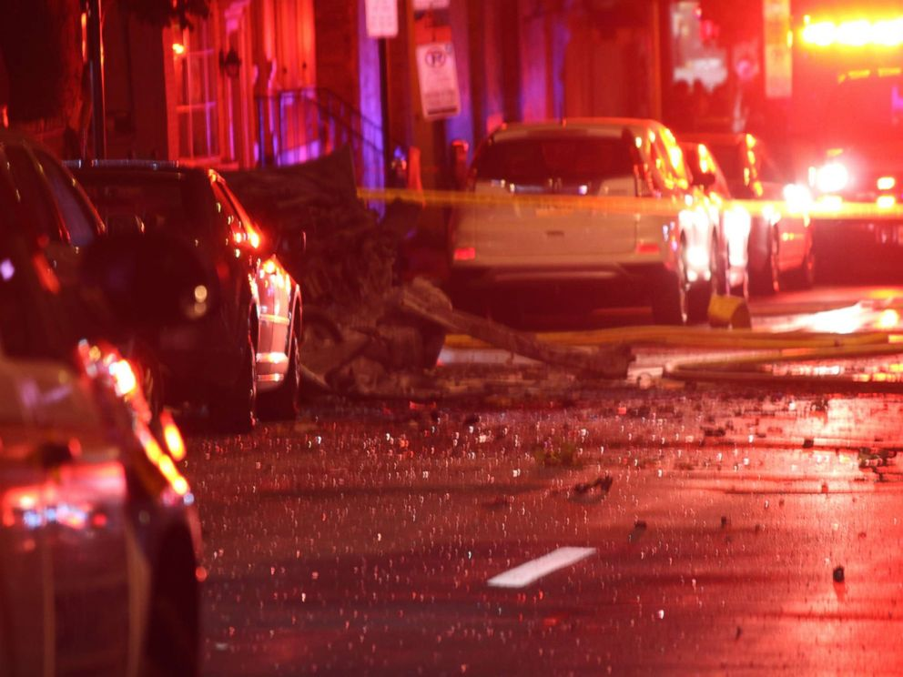 FBI Investigating after Car Explosion Kills 1 on Allentown City Street